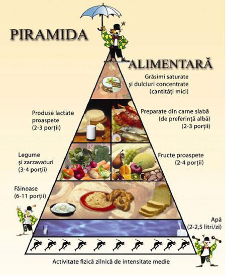 Piramida Alimentară România
