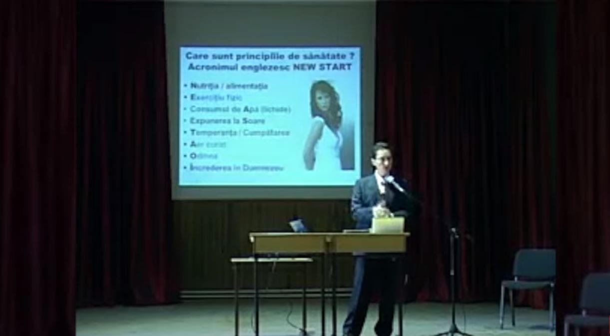 NEW START Dr. Călin Mărginean