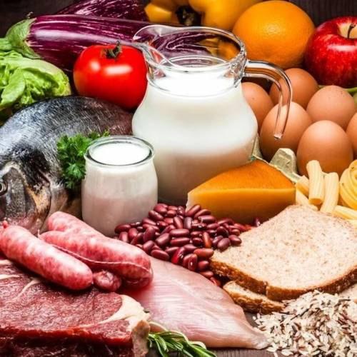 Piramida Alimentară – Meniul Zilnic Pentru O Dietă Sănătoasă
