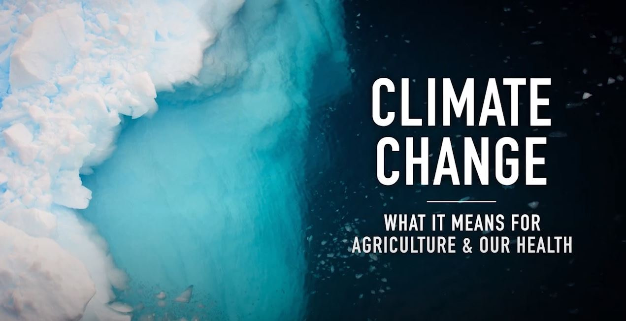 schimbari climatice pentru agicultura si sanatate